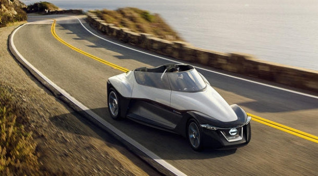 Nissan'ın elektrikli aracı BladeGlider! - Page 4