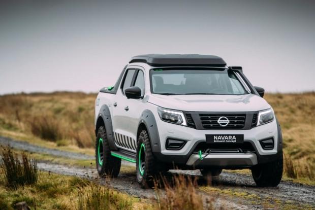 Nissan'ın  Navara EnGuard kurtarma aracı konsepti - Page 3
