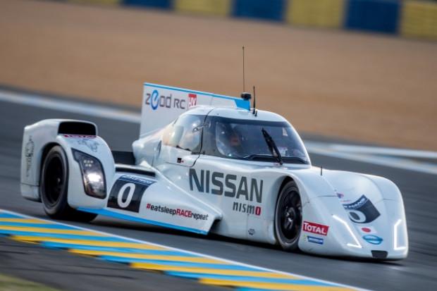 Nissan'ın yeni canavarı ZEOD - Page 4