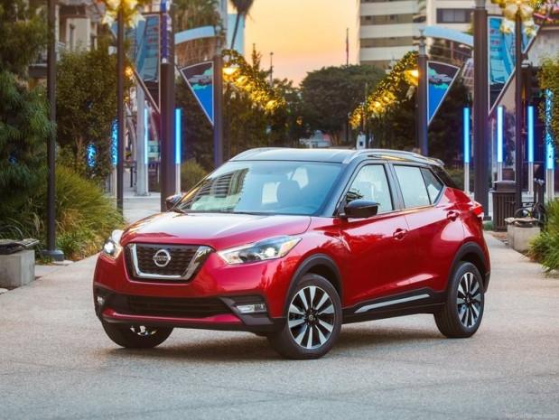 Nissan'ın yeni kompakt SUV modeli Kicks. - Page 1