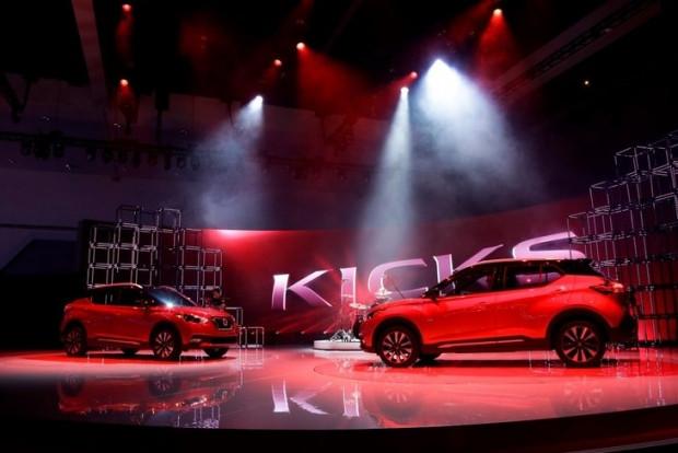 Nissan'ın yeni kompakt SUV modeli Kicks. - Page 4