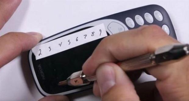 Nokia 3310 söylendiği kadar dayanıklı mı? - Page 2
