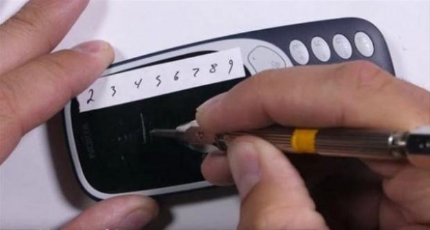 Nokia 3310 söylendiği kadar dayanıklı mı? - Page 3