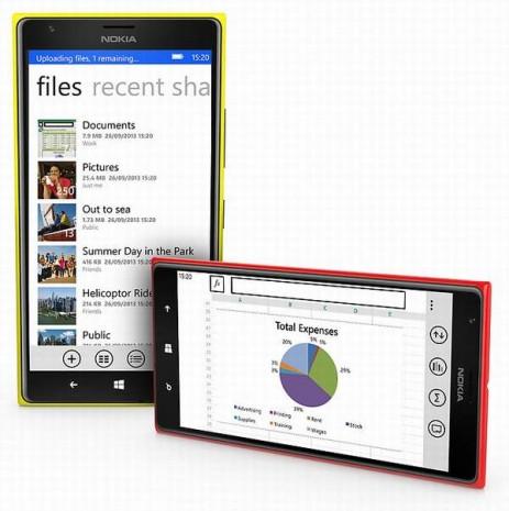 Nokia Lumia 1520'nin özellikleri! - Page 2