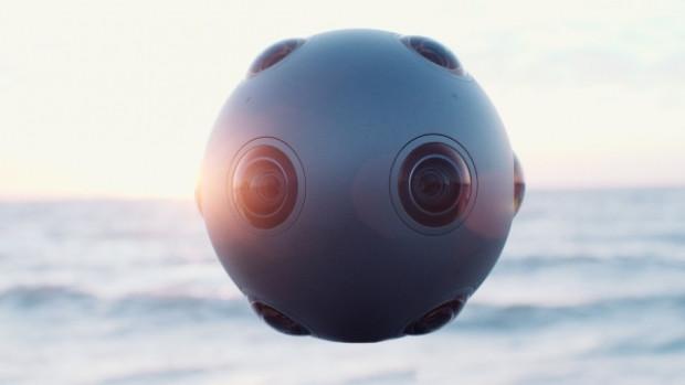 Nokia Ozo VR fotoğraf makinesi - Page 4