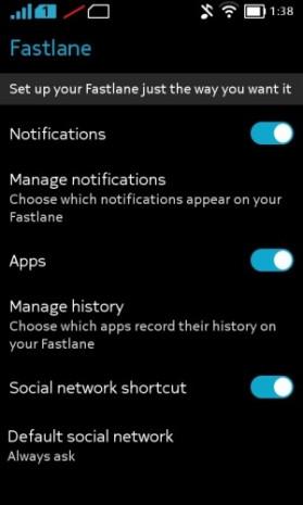 Nokia X'in Android ekran görüntüleri - Page 4