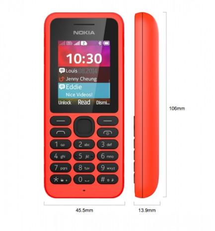 Nokia'nın 25 dolarlık telefonu 130! - Page 1