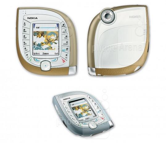 Nokia'nın en çirkin 10 telefonu! - Page 2