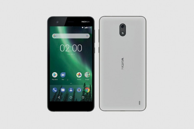 Nokia'nın ucuz akıllı telefonu Nokia 2 - Page 3