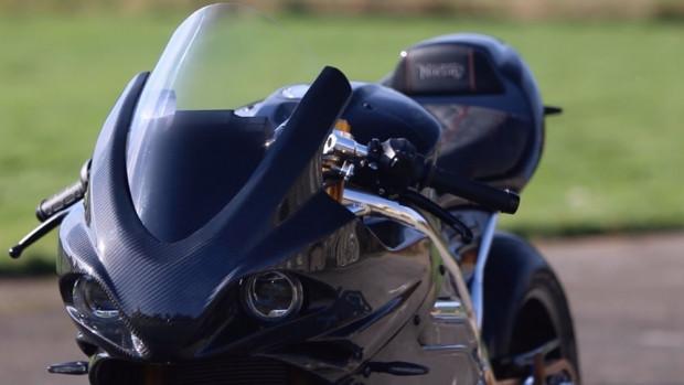 Norton V4 RR 1200cc karbon Superbike - Page 1