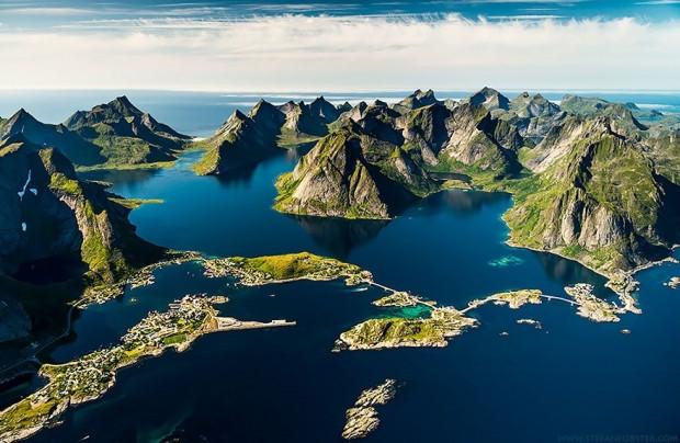 Norveç'i muhteşem kılan 23 kare - Page 1