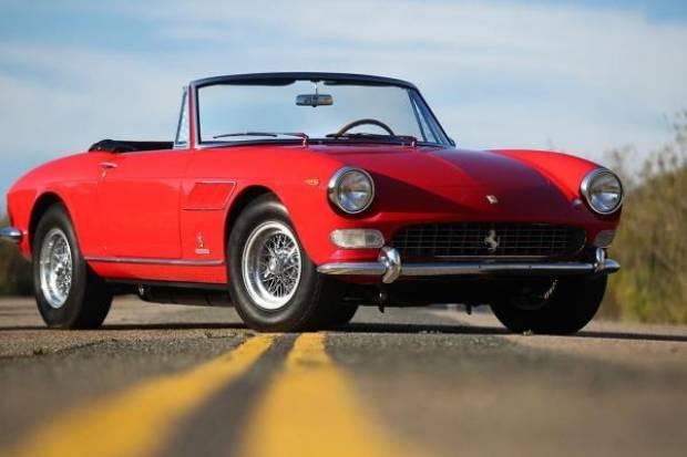 Nostaljik Ferrariler hala yeni gibi  değerli! - Page 1
