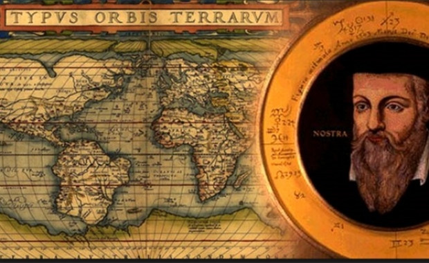 Nostradamus'un korkunç Türkiye kehaneti - Page 1