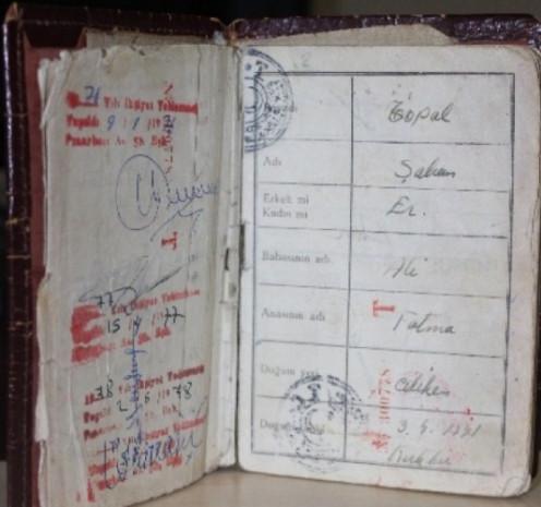 Nüfus kağıtlarının nostaljik değişimi - Page 3