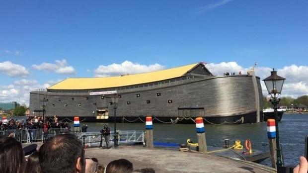 Nuh'un Gemisi'nden esinlendi sonuç muazzam - Page 3