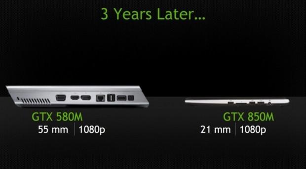 NVIDIA 800M Serisi tanıtım slaytları - Page 3