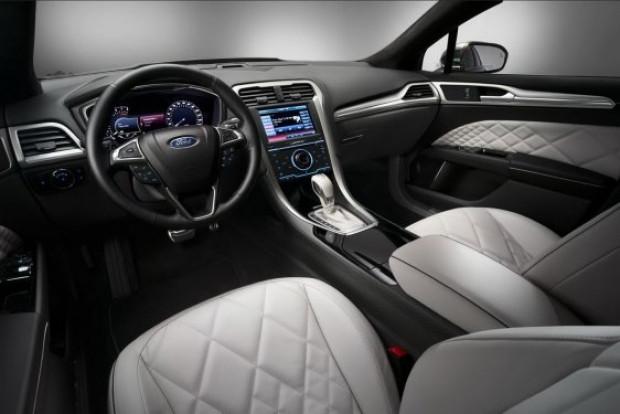 O 2015'de geliyor Ford Mondeo Vignale - Page 2