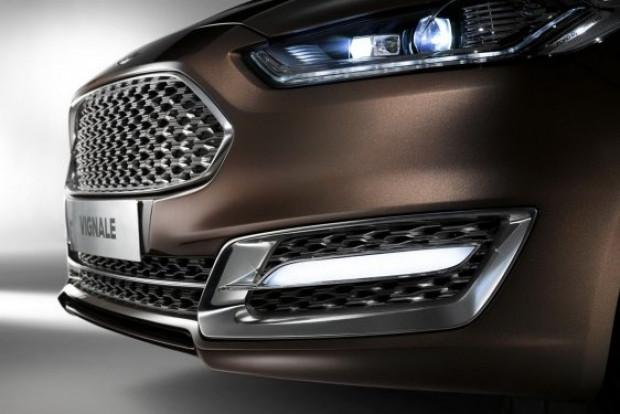 O 2015'de geliyor Ford Mondeo Vignale - Page 3