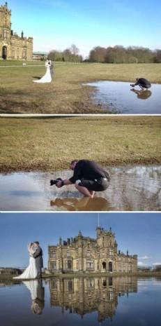 O fotoğrafları çekmek için çekilen çileye bakın! - Page 1