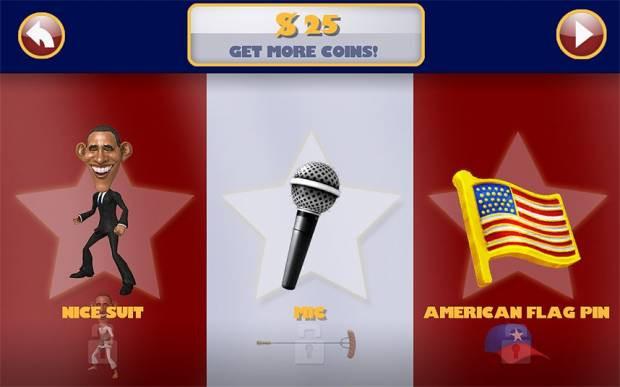Obama ve Romney yeni iPhone oyunu dışarı mücadele - Page 1