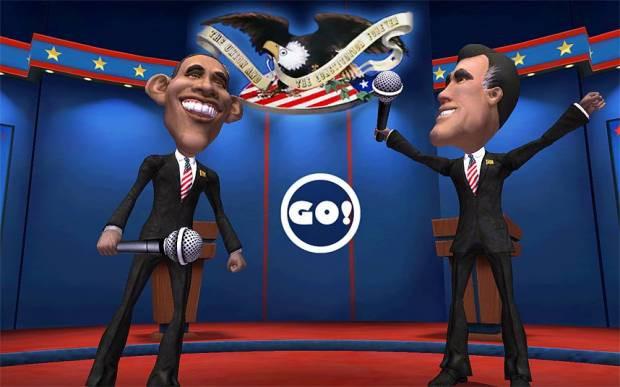 Obama ve Romney yeni iPhone oyunu dışarı mücadele - Page 4