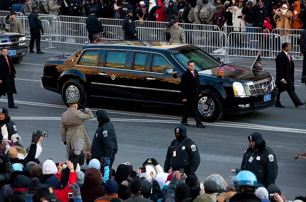 Obama'nın makam arabasının bilim kurgu aksiyon filmlerinden fırlamış 11 özelliği - Page 4