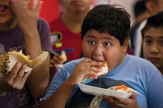 Obeziteye yenik düşen 11 ülke - Page 1