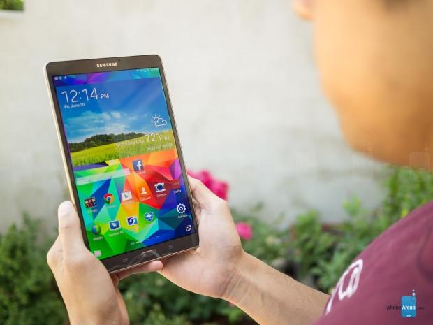Sekiz çekirdekli işlemciye sahip 5 tablet - Page 1