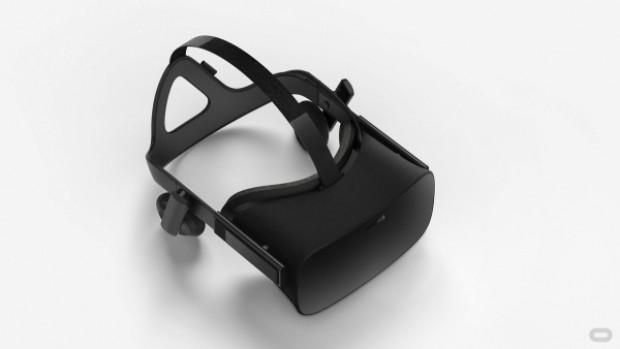 Oculus Rift tüketici baskısı ürün görüntüleri - Page 1