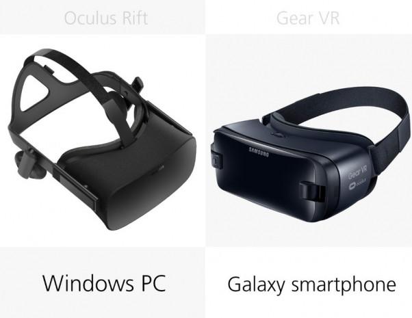 Oculus Rift ve Gear VR 2017 karşılaştırma - Page 1
