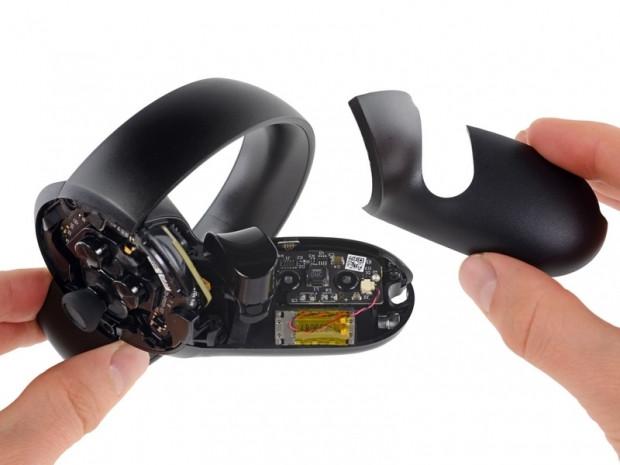 Oculus Touch'ın içinde ne var - Page 3