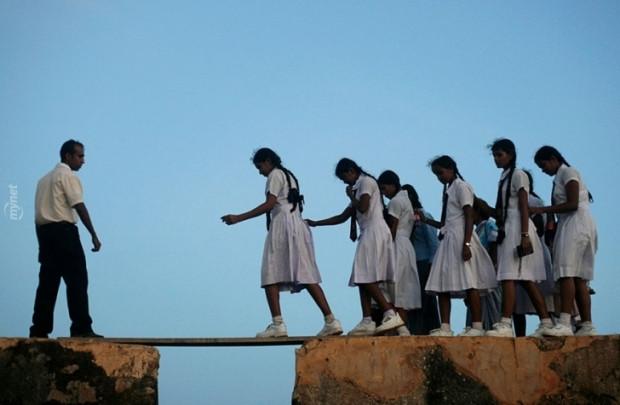 Okula giderken ölüm var bu işin ucunda dedirten 12 ülke - Page 1