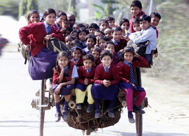 Okula giderken ölüm var bu işin ucunda dedirten 12 ülke - Page 2