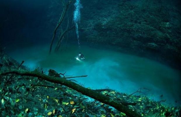 Okyanusun altından akan nehir şaşırtıyor! - Page 2