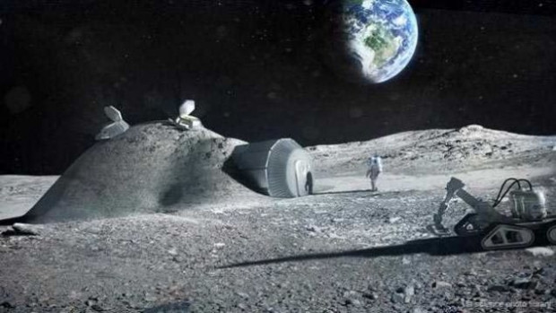 Öldükten sonra Ay'a gömülmek ister misiniz? - Page 1