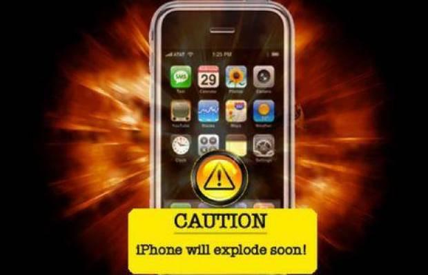 Öldüren cep telefonları! - Page 1