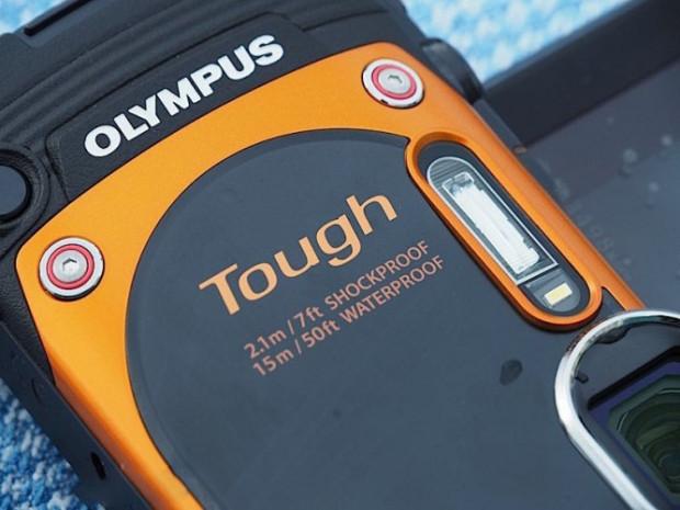 Olympus Stylus Tough TG-860 su geçirme testinde - Page 4