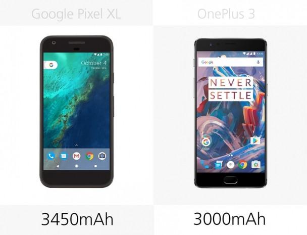 OnePlus 3 ve Google Pixel XL karşılaştırma - Page 1