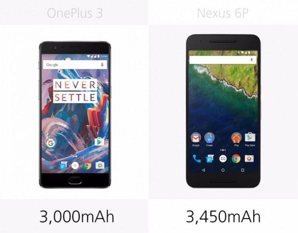 OnePlus 3 ve Nexus 6P karşılaştırma - Page 2