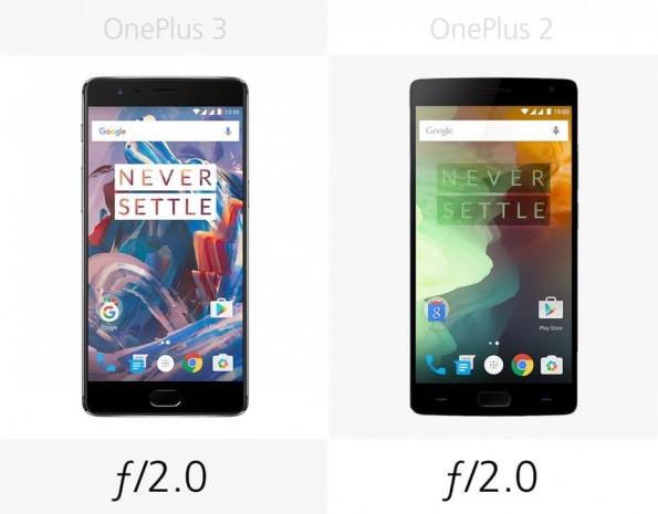 OnePlus 3 ve OnePlus 2 karşılaştırma - Page 1