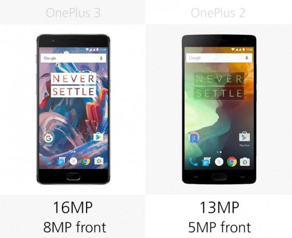 OnePlus 3 ve OnePlus 2 karşılaştırma - Page 4