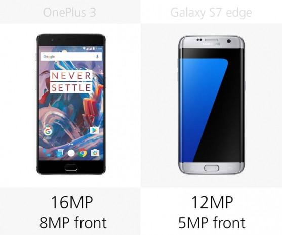 OnePlus 3 ve Samsung Galaxy S7 Edge karşılaştırma - Page 1