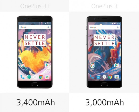 OnePlus 3T ve OnePlus 3 karşılaştırma - Page 1