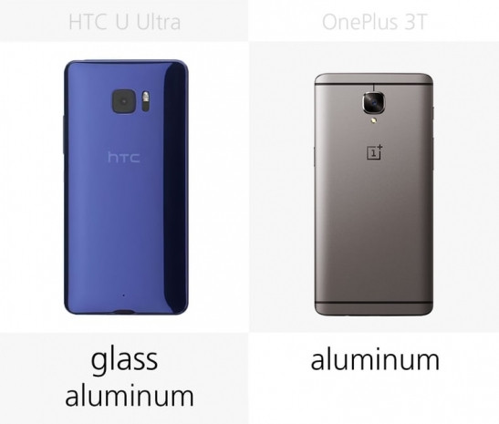 OnePlus 3T ve Ultra HTC U karşılaştırma - Page 2