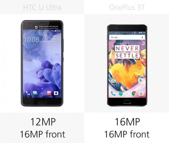OnePlus 3T ve Ultra HTC U karşılaştırma - Page 3