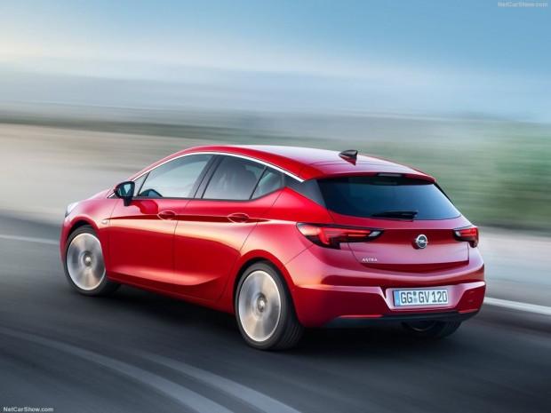 2016 Opel Astra görücüye çıktı - Page 2