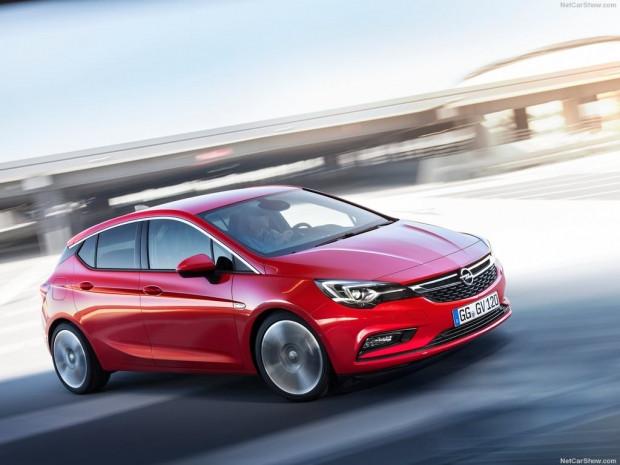 2016 Opel Astra görücüye çıktı - Page 3