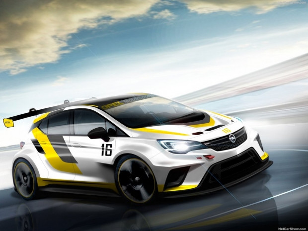 Opel Astra TCR (2016) - Page 3