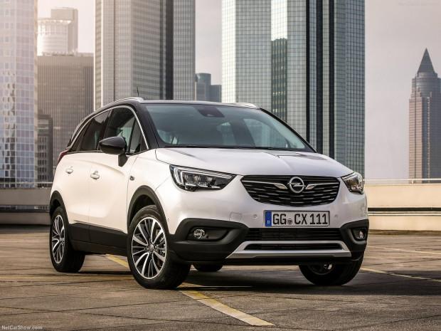 Opel Crossland X 2018 - Page 2