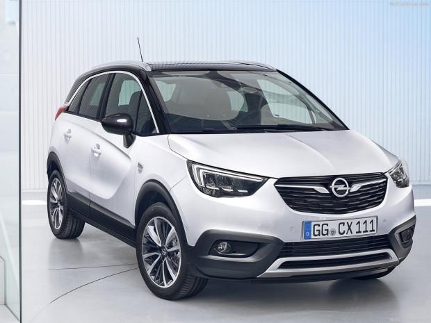 Opel Crossland X 2018 - Page 3